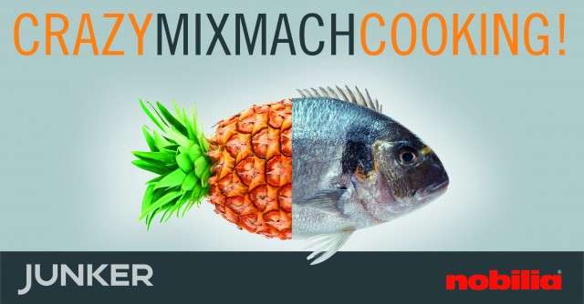 """Crazy Mixmach Cooking"""