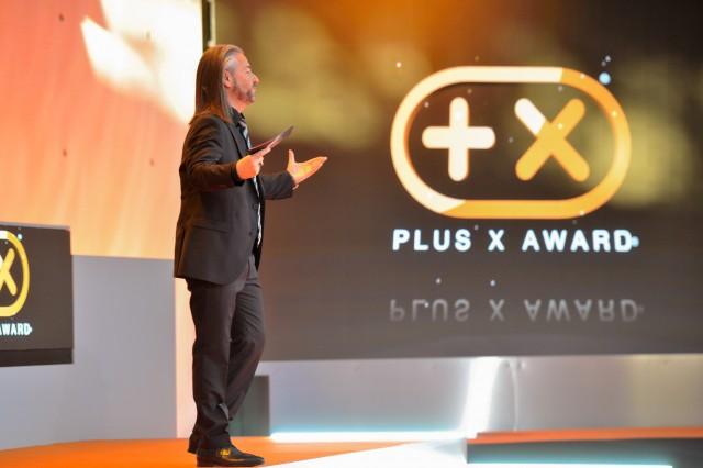 Plus X Award 2015