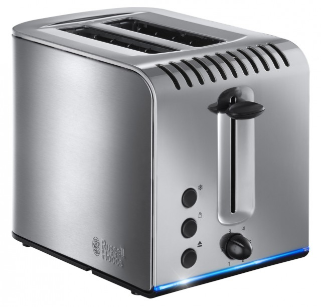 Schneller Toaster Russell Hobbs Buckingham