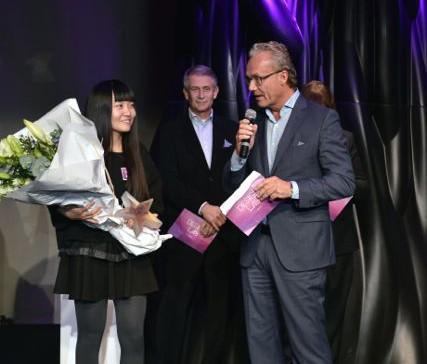 Die Chinesin Pan Wang ist Siegerin des diesjährigen Electrolux Design Lab.