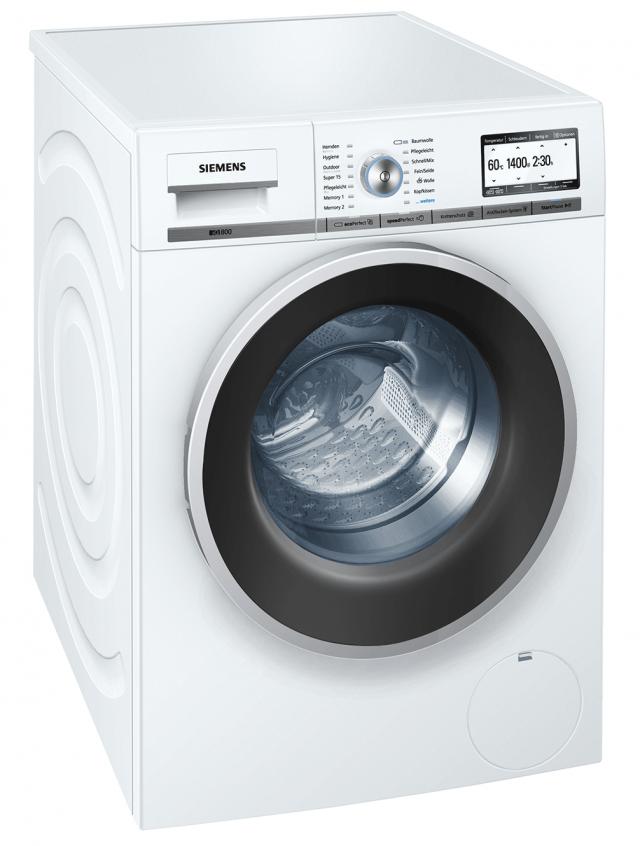 Siemens iQ800 Waschmaschine WM 14Y74A