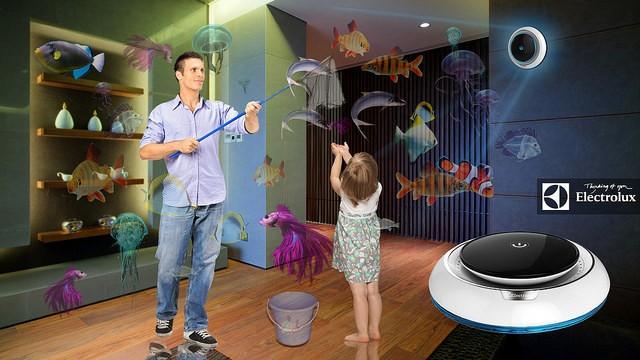 """Electrolux Design Lab 2014: Das siegreiche Konzept """"Future Hunter-Gatherer"""""""