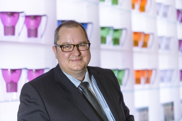 Leiter der Marketingabteilung von BWT Michael Radecker