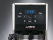 Gastroback Kaffeemaschine Design Coffee Aroma Pro mit Aroma-Taste