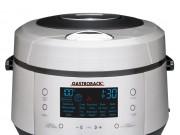 Gastroback Multicook Plus: Dampfgaren, Brot backen und vieles mehr.
