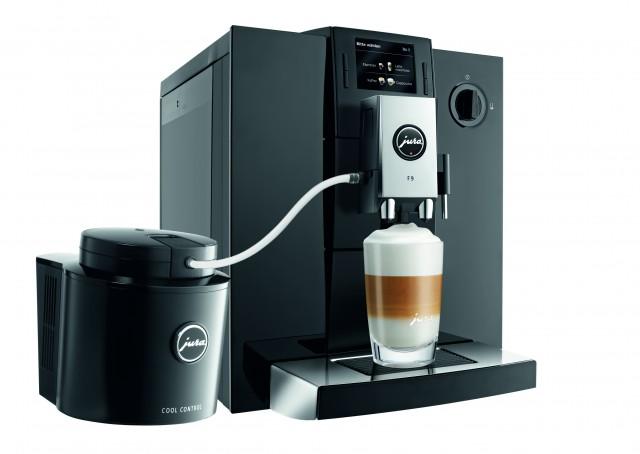 Kaffeevollautomat Jura F9