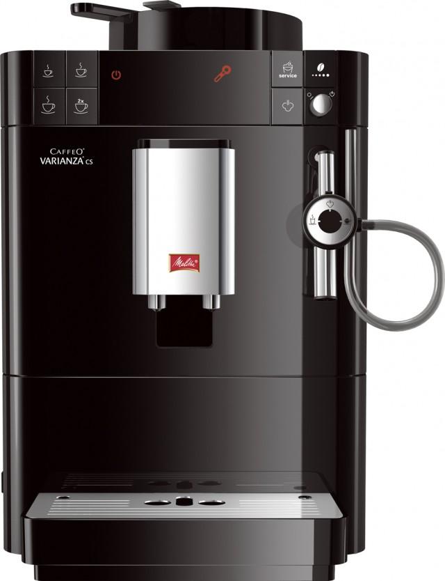 Melitta Kaffeevollautomat CAFFEO Varianza CS mit My Bean Select