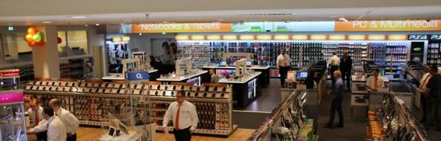 expert Bening ist auch bei der Consumer Electronics ein Vollsortimenter.