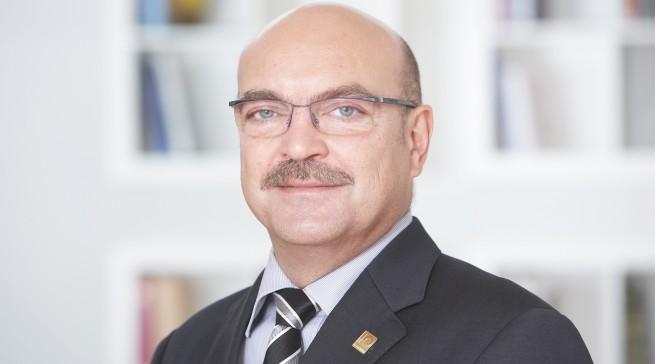 Geschäftsführer telering Franz Schnur