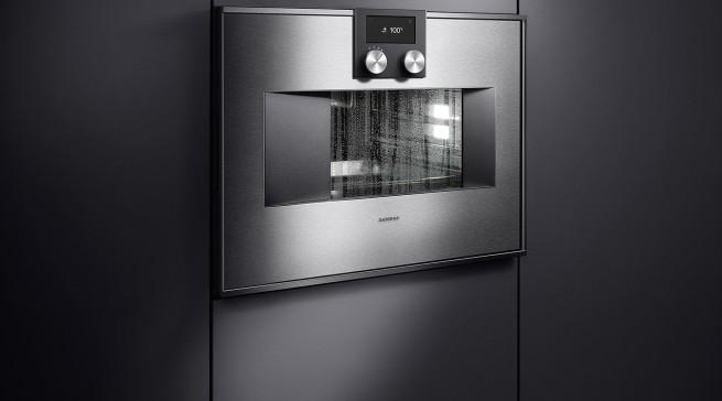 Neues, vollautomatisches Reinigungssystem für alle Backöfen der Serie 400 von Gaggenau