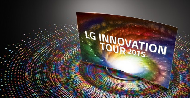 LG Innovation-Tour 2015