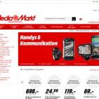 Media Markt bietet in seinem eBay Web-Shop über 52.000 Elektronikartikel an.