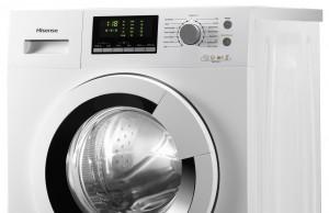 Hisense Waschmaschine WFU 6012 WE Slim nur 46 cm Tiefe