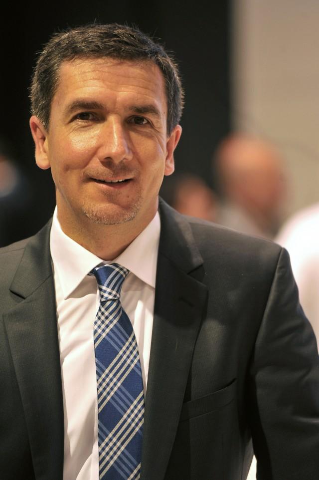 Gerd Holl von AEG