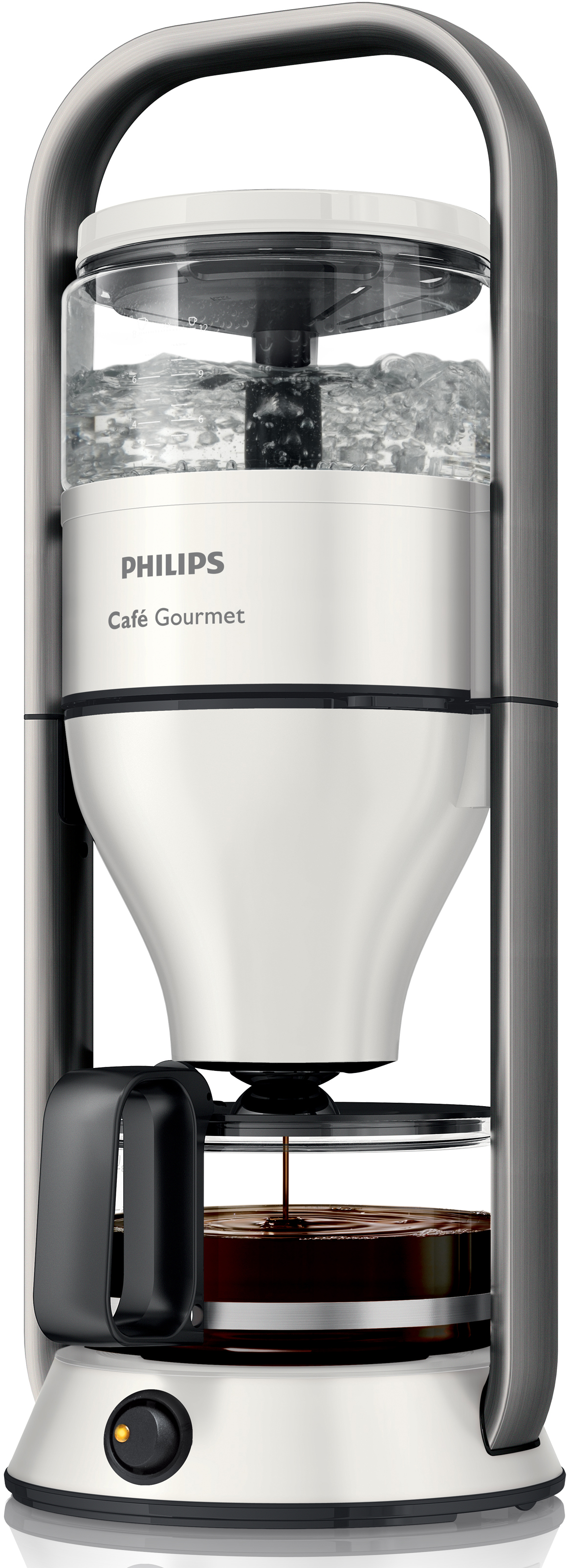 philips kaffeemaschine caf gourmet hd5407 10. Black Bedroom Furniture Sets. Home Design Ideas
