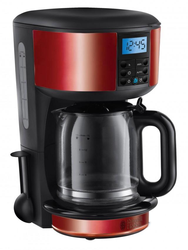 ussell Hobbs Kaffeemaschine Legacy mit Brausekopf-Technologie