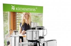 WMF KüchenMINIS neues POS-System