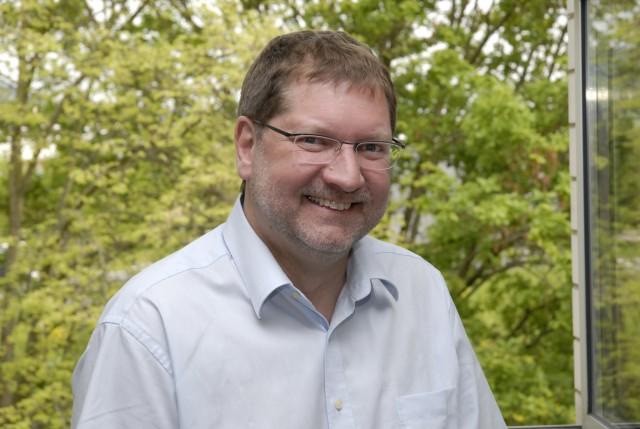 Martin Büttner, Geschäftsführer von Amica