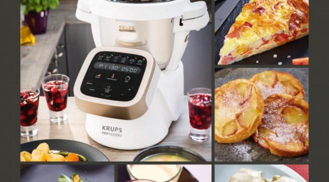 Krups Prep & Cook Kochbuch: 100 Rezepte für jeden Tag