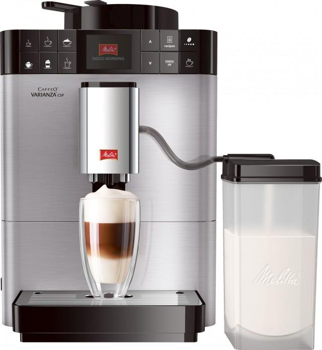Melitta Kaffeevollautomat Caffeo Varianza CSP SST mit My Bean Select.