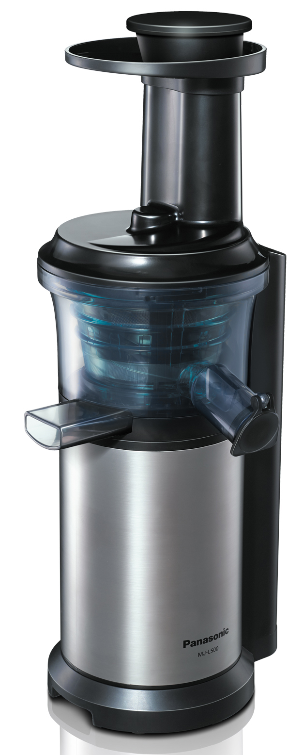 Panasonic Slow Juicer Mj L500 Saturn : Panasonic Entsafter Slow Juicer MJ-L500 fur hartes Obst, Gemuse, weiche Zutaten
