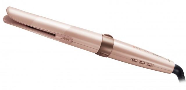 mit Remington Lockenstab Curl Revolution CI606 mit Instant-Curl-Technologie.
