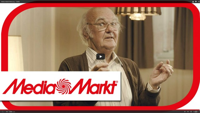 Screenshot Media Markt Kampagne