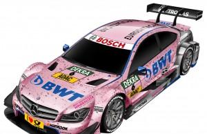 BWT pinkes DTM Auto