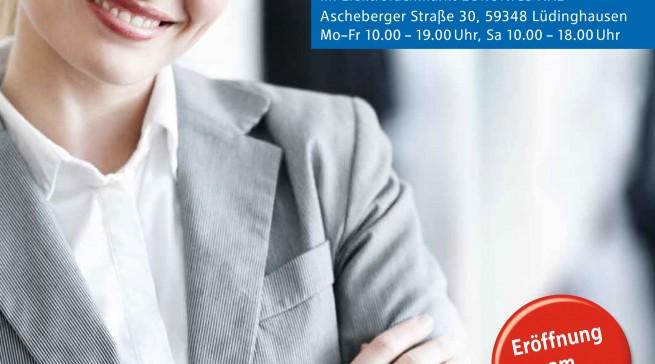 Werbung Energiepunkt Lüdinghausen