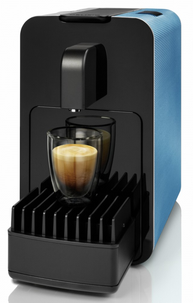 Cremesso Kaffeemaschine Viva B6 für Kaffee- und Teekaplseln.