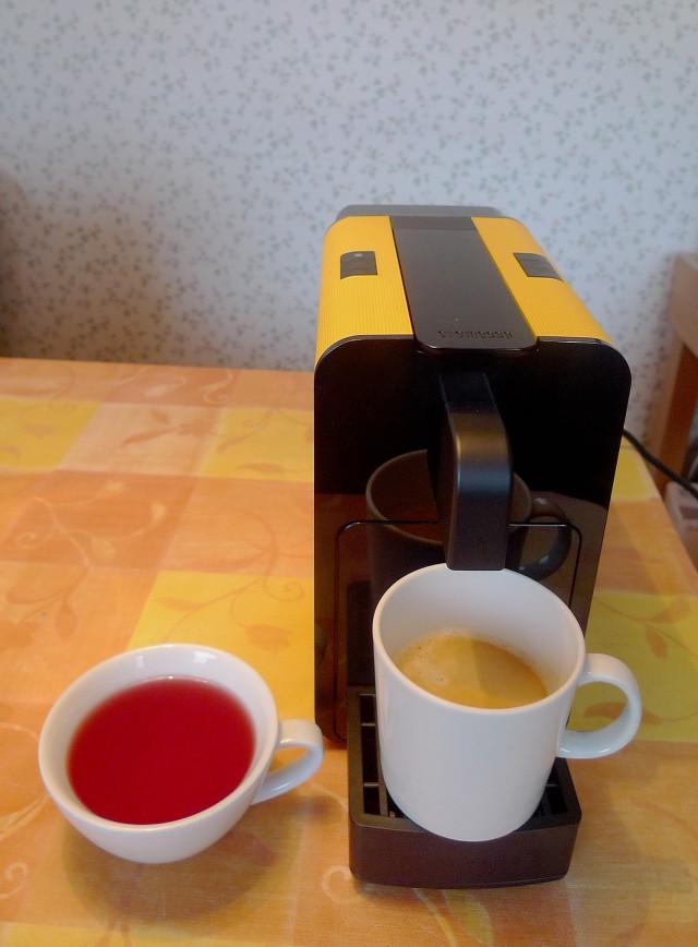 Cremesso Viva B6 Kapselmaschine für Kaffee und Tee