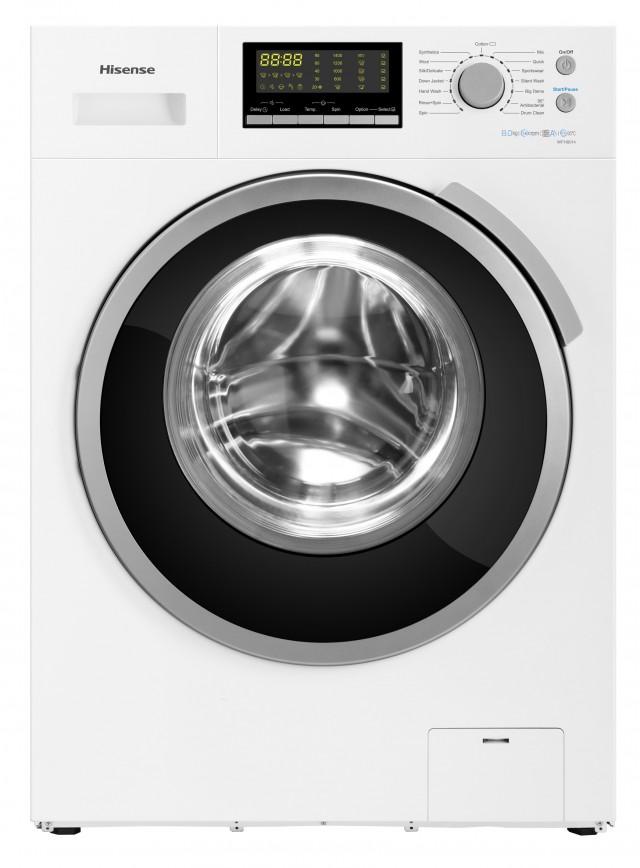 Hisense Waschmaschine WFH 8014 WE mit