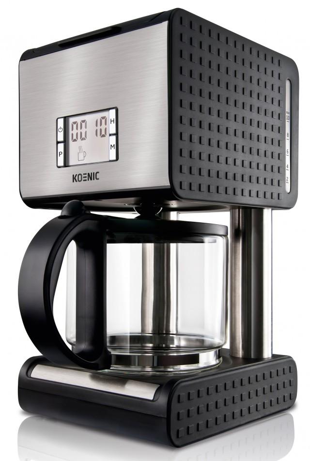 Koenic Kaffeemaschine Comfort KCM 500 mit 1,5 Liter Fassungsvermögen