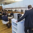 Philips Saeco Kaffevollautomaten Roadshow