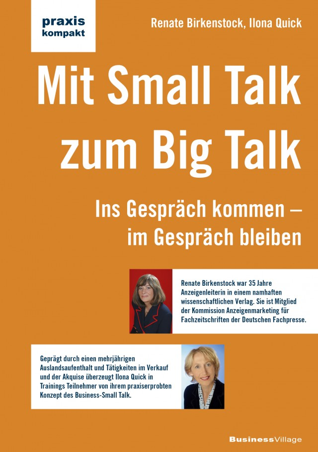 Buchcover Small Talk