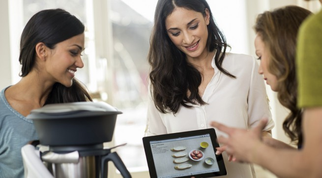 Thermomix Tablet