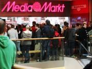 Media Markt Duesseldof-Bilk, 4.10. um 10:00 Uhr