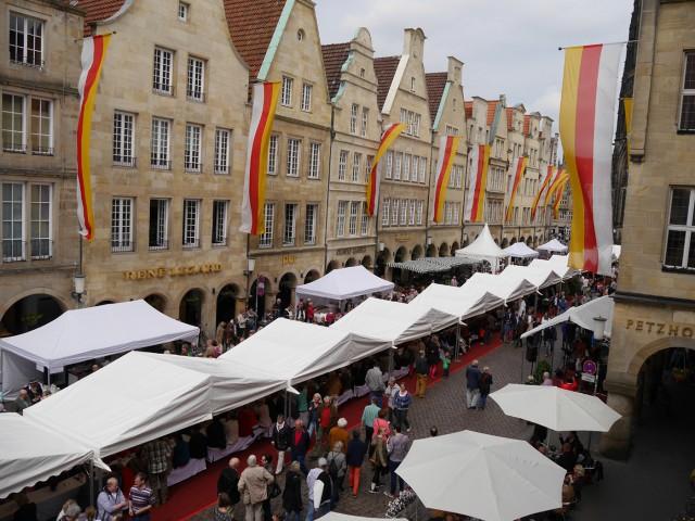 Handel, auf nach Münster! Nicht nur der Prinzipalmarkt gilt für den Einzelhandel als äußerst attraktiv.