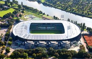 Die Trend + Technik 2015 wird an attraktiven Orten wie dem Bremer Weserstadion veranstaltet.