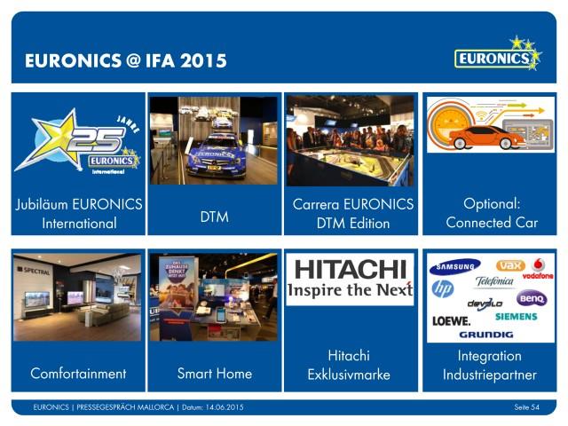 Euronics IFA 2015