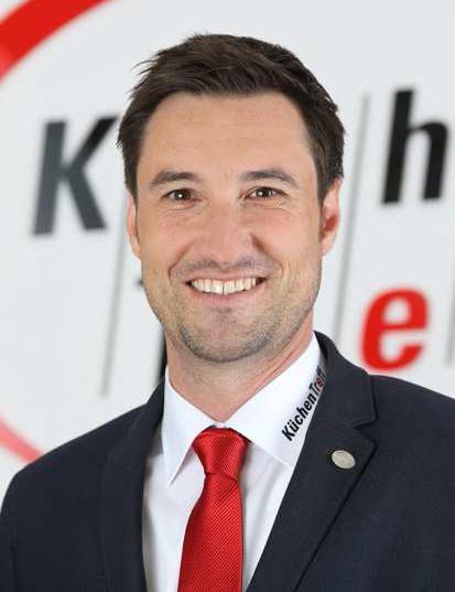 Daniel Borgstedt stärkt die Mitgliederbetreuung bei KüchenTreff.