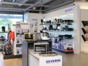 Severins erster Markenshop im Möbelhandel. Weitere sollen folgen.