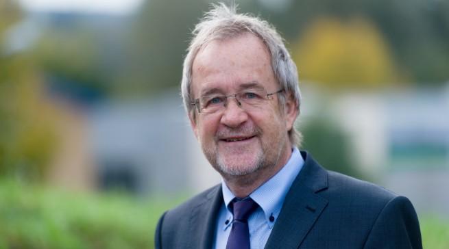 Sieht der IFA mit innovativen Geräte-Neuheiten voller Vorfreude entgegen: Udo van Bergen, Trade Marketing Director der Groupe SEB.