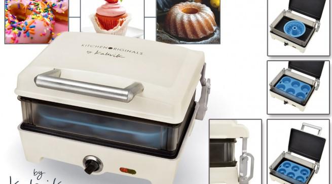 """Die """"Home Bakery"""" von Efbe bietet nahezu unbegrenzte Möglichkeiten in der Küche."""