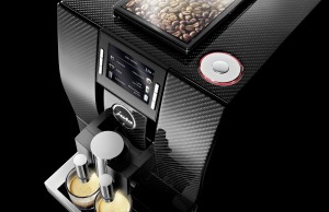 Neue Kaffeevollautomaten: Der Espresso-Vollautomat Z6 von Jura punktet mit so vielen Innovationen wie kein Kaffevollautomat der Schweizer zuvor