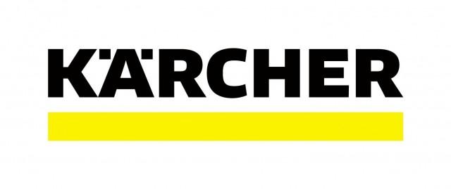 Behutsam modernisiert: Das Logo von Kärcher.