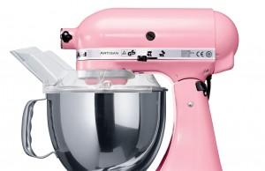 KitchenAid Artisan Küchenmaschine Pink
