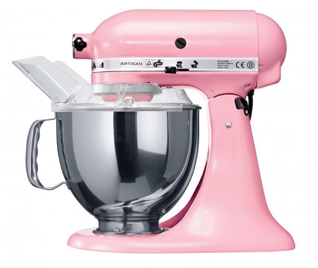 kitchenaid think pink. Black Bedroom Furniture Sets. Home Design Ideas