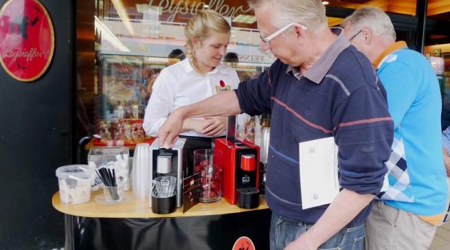 Kaffee-Kapselsystem von Leysieffer unter der Lupe