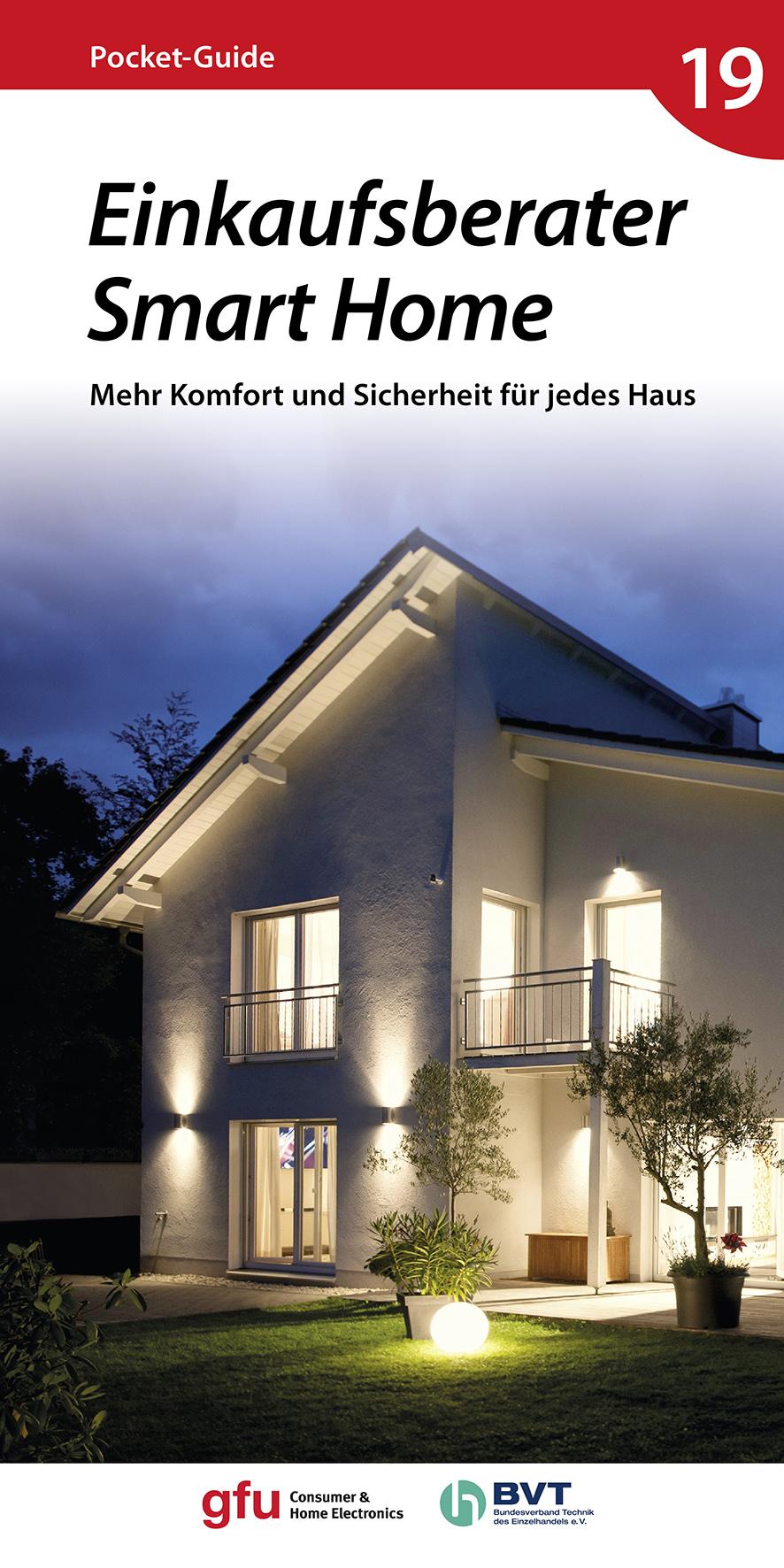 neuer gfu pocket guide smart home. Black Bedroom Furniture Sets. Home Design Ideas
